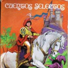 Libros de segunda mano: CUENTOS SELECTOS.. Lote 98162595