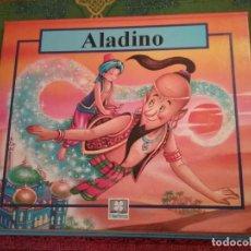 Libros de segunda mano: POP UP BOOK ALADINO DESPLEGABLE. Lote 98180323