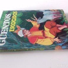 Libros de segunda mano: CUENTOS ESCOGIDOS-VOLUMEN 12-1979-SUSAETA-. Lote 98406595