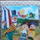 Libros de segunda mano: CUENTO INFANTIL LOS TELEVICENTES EN EL CIRCO. EDICIONES LAU. 1976. Lote 98786203