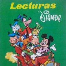 Libros de segunda mano: LIBRO LECTURAS DISNEY. EDITORIAL SUSAETA AÑO 1972. Lote 98812883