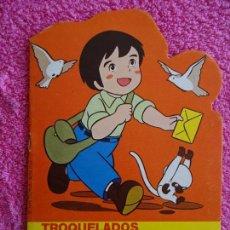 Libros de segunda mano: TROQUELADOS MARCO 3 BRUGUERA 1977 LA CARTA TAURUS Y BETA FILM. Lote 98832903