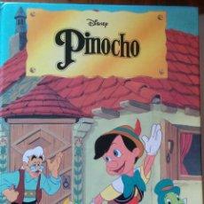 Libros de segunda mano: DISNEY PINOCHO - EDITORIAL EVERESST 1994. Lote 98880479
