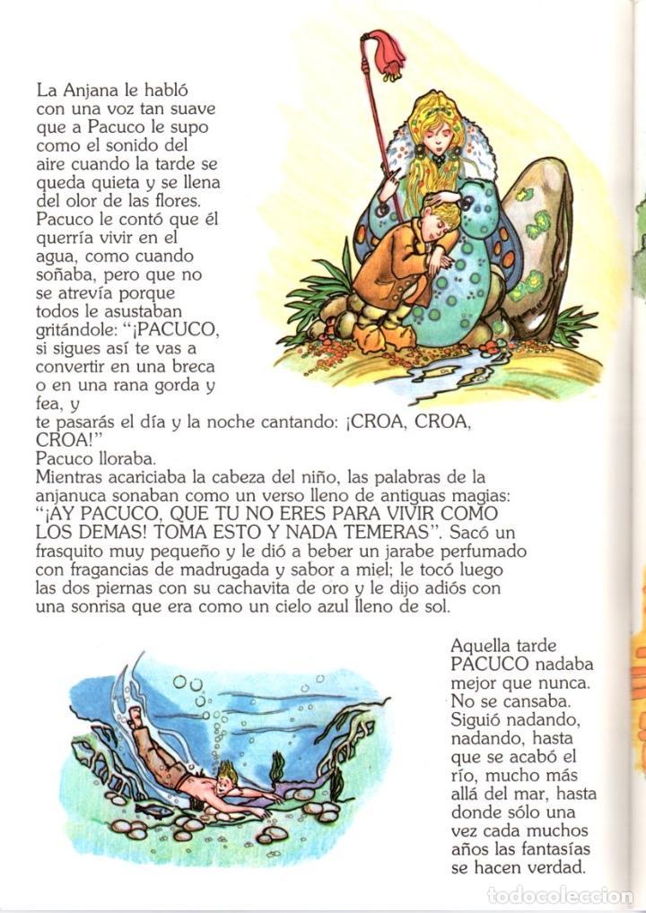 Libros de segunda mano: CUENTOS PARA LOS NIÑOS DE CANTABRIA. JESUS GARCIA PRECIADOS. LARO EDICIONES. CIRCA 1990 - Foto 3 - 99067939
