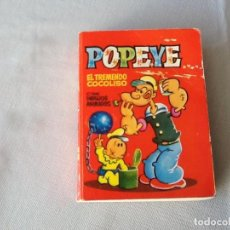 Libros de segunda mano - COLECCIÓN TELE INFANCIA N. 4 POPEYE EL TREMENDO COCOLISO 1966 BRUGUERA - 99791803