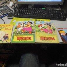 Libros de segunda mano: LOTE CUENTO Y UN CUENTO POSTAL NOVACARD. Lote 99842707