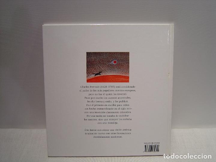 Libros de segunda mano: CAPERUCITA ROJA -PERRAULT - ERIC BATTUT - JUVENTUD - Foto 2 - 99899391
