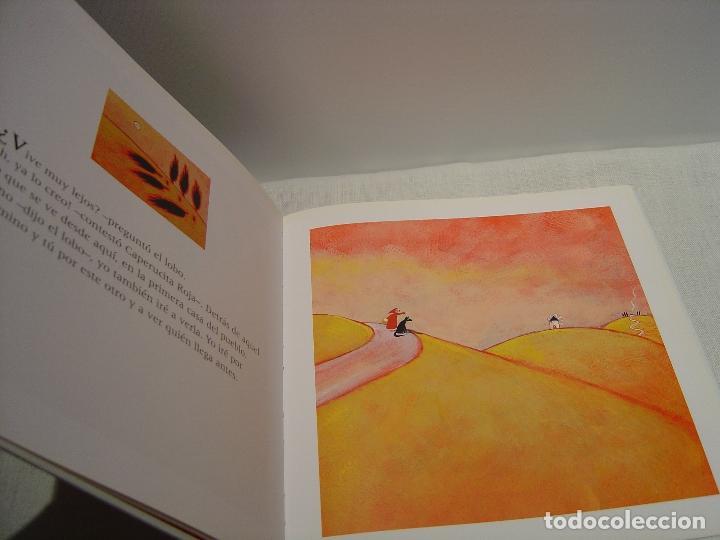 Libros de segunda mano: CAPERUCITA ROJA -PERRAULT - ERIC BATTUT - JUVENTUD - Foto 5 - 99899391