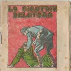 Libros de segunda mano: LA CICATRIZ DELATORA - MINICUENTO - ED.DOMINGO - (7,5X10). Lote 100308531
