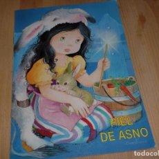Libros de segunda mano: PIEL DE ASNO - OBSEQUIO BEL-ROS. Lote 100404431