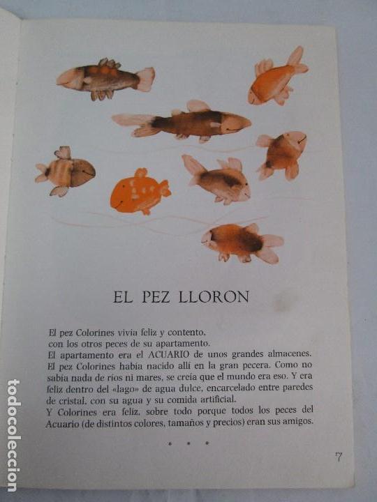 Libros de segunda mano: GLORIA FUERTES. EL DRAGON TRAGON. EL LIBRO LOCO. VERSOS FRITOS. ANIMALES QUE CORREN, VUELAN.. - Foto 9 - 100545583