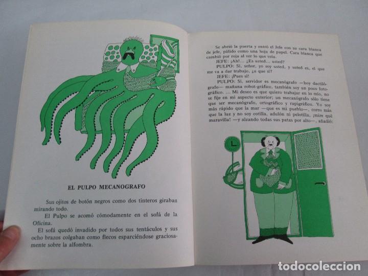 Libros de segunda mano: GLORIA FUERTES. EL DRAGON TRAGON. EL LIBRO LOCO. VERSOS FRITOS. ANIMALES QUE CORREN, VUELAN.. - Foto 22 - 100545583