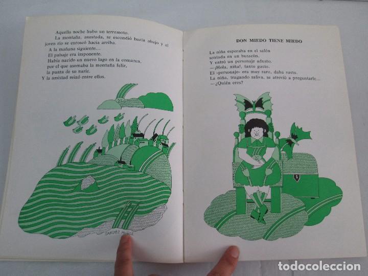 Libros de segunda mano: GLORIA FUERTES. EL DRAGON TRAGON. EL LIBRO LOCO. VERSOS FRITOS. ANIMALES QUE CORREN, VUELAN.. - Foto 23 - 100545583