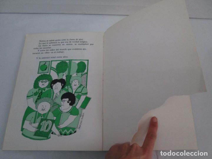 Libros de segunda mano: GLORIA FUERTES. EL DRAGON TRAGON. EL LIBRO LOCO. VERSOS FRITOS. ANIMALES QUE CORREN, VUELAN.. - Foto 24 - 100545583