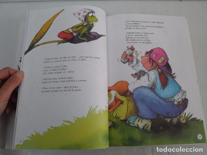 Libros de segunda mano: GLORIA FUERTES. EL DRAGON TRAGON. EL LIBRO LOCO. VERSOS FRITOS. ANIMALES QUE CORREN, VUELAN.. - Foto 30 - 100545583
