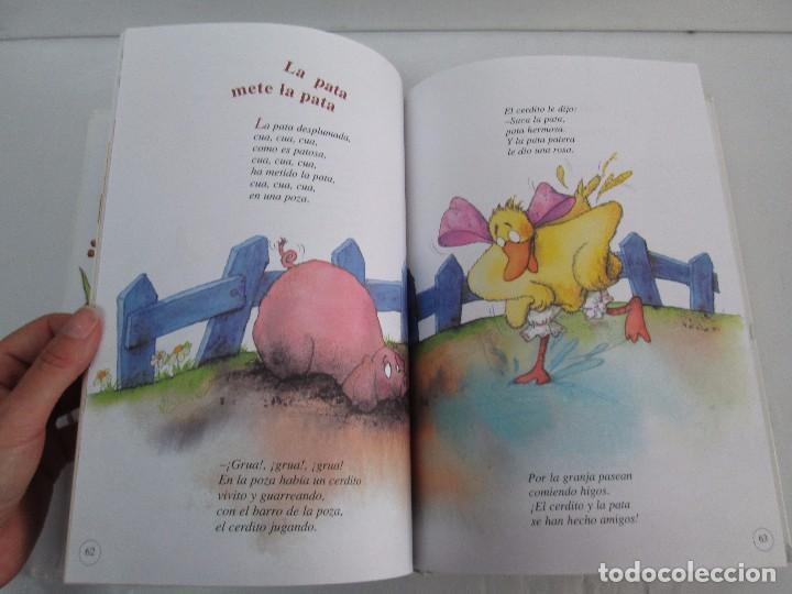 Libros de segunda mano: GLORIA FUERTES. EL DRAGON TRAGON. EL LIBRO LOCO. VERSOS FRITOS. ANIMALES QUE CORREN, VUELAN.. - Foto 32 - 100545583