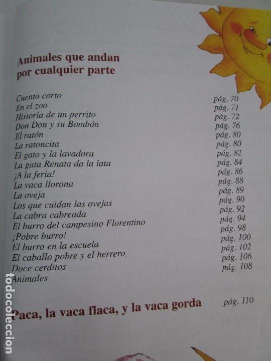 Libros de segunda mano: GLORIA FUERTES. EL DRAGON TRAGON. EL LIBRO LOCO. VERSOS FRITOS. ANIMALES QUE CORREN, VUELAN.. - Foto 36 - 100545583