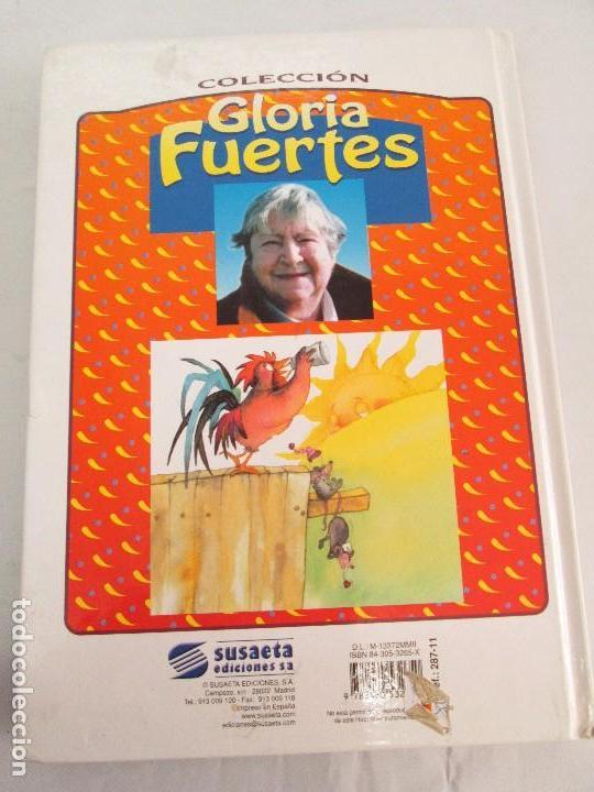 Libros de segunda mano: GLORIA FUERTES. EL DRAGON TRAGON. EL LIBRO LOCO. VERSOS FRITOS. ANIMALES QUE CORREN, VUELAN.. - Foto 37 - 100545583