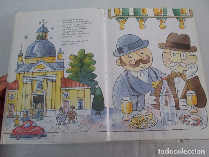 Libros de segunda mano: GLORIA FUERTES. EL DRAGON TRAGON. EL LIBRO LOCO. VERSOS FRITOS. ANIMALES QUE CORREN, VUELAN.. - Foto 42 - 100545583