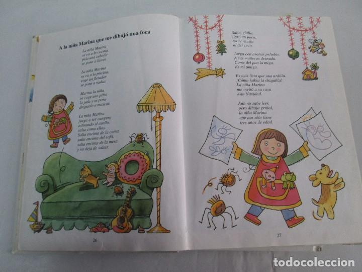 Libros de segunda mano: GLORIA FUERTES. EL DRAGON TRAGON. EL LIBRO LOCO. VERSOS FRITOS. ANIMALES QUE CORREN, VUELAN.. - Foto 43 - 100545583