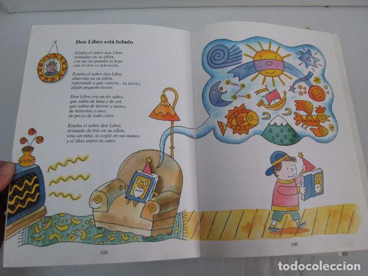 Libros de segunda mano: GLORIA FUERTES. EL DRAGON TRAGON. EL LIBRO LOCO. VERSOS FRITOS. ANIMALES QUE CORREN, VUELAN.. - Foto 49 - 100545583