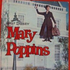 Libros de segunda mano: WALT DISNEY MARY POPPINS EN ESPAÑOL AÑO 1969. Lote 101107451