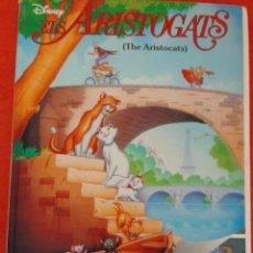 Libros de segunda mano: CUENTO WALY DISNEP ELS ARISTOGATS. Lote 101158207