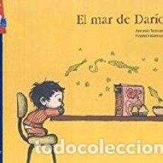 Libros de segunda mano: EL MAR DE DARIO - ANTONIO VENTURA - NOEMI VILLAMUZA. Lote 101187643