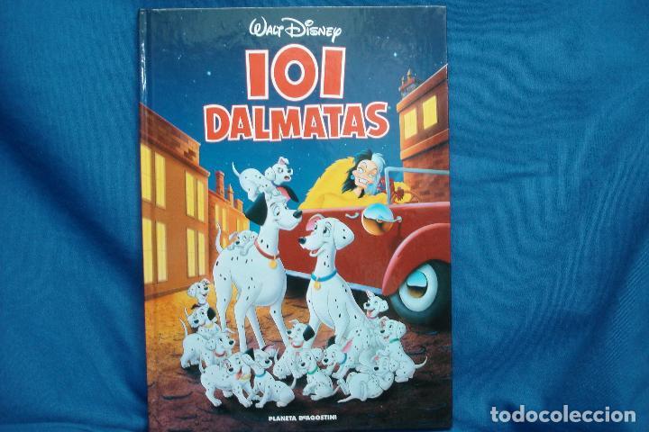 101 DALMATAS - WALT DISNEY - PLANETA DE AGOSTINI 1996 (Libros de Segunda Mano - Literatura Infantil y Juvenil - Cuentos)