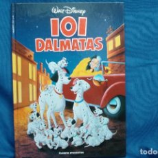 Libros de segunda mano: 101 DALMATAS - WALT DISNEY - PLANETA DE AGOSTINI 1996. Lote 121719375