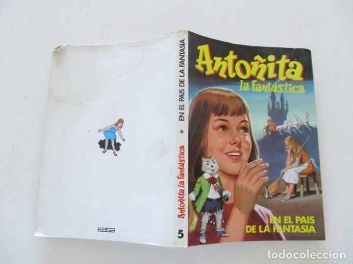 BORITA CASAS. ANTOÑITA LA FANTÁSTICA. TOMO 5. RM83965. (Libros de Segunda Mano - Literatura Infantil y Juvenil - Cuentos)