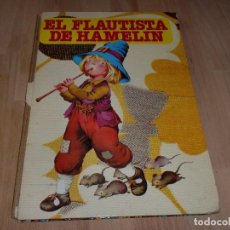 Libros de segunda mano: EL FLAUTISTA DE HAMELIN - ED. BRUGUERA. Lote 101417699