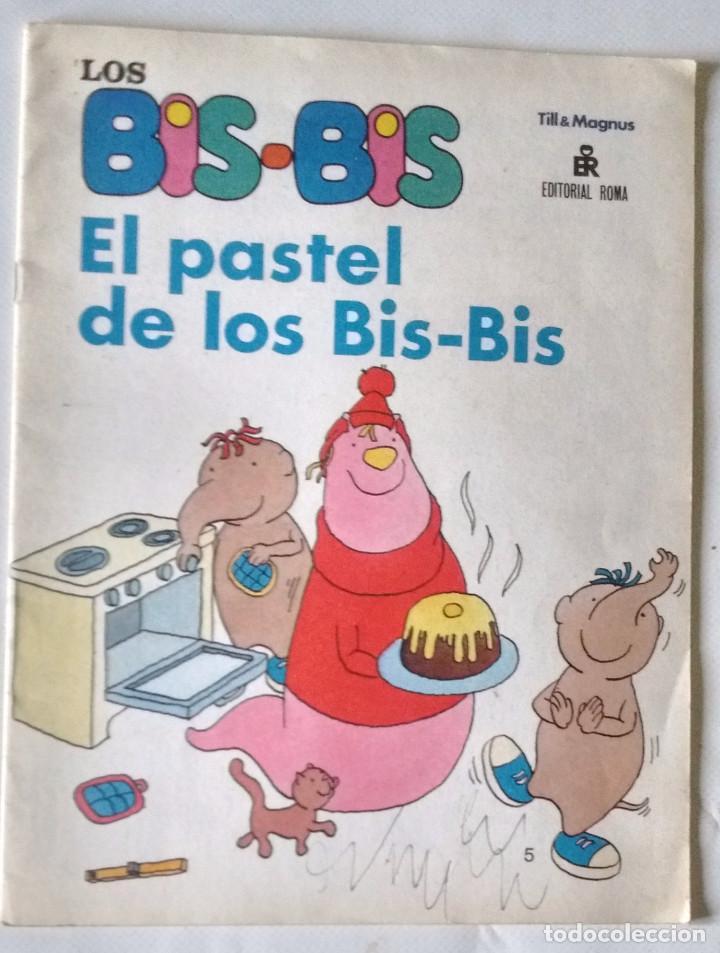 LOTE CUENTO INFANTIL LOS BIS-BIS ROMA 1984-LA HORMIGA SABIA Nº 18 CASALS-SOLÉ VENDREL 1986 (Libros de Segunda Mano - Literatura Infantil y Juvenil - Cuentos)