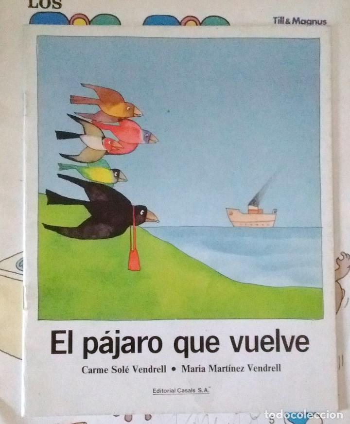 Libros de segunda mano: Lote cuento infantil los BIS-BIS Roma 1984-la hormiga sabia nº 18 Casals-Solé Vendrel 1986 - Foto 3 - 101441307