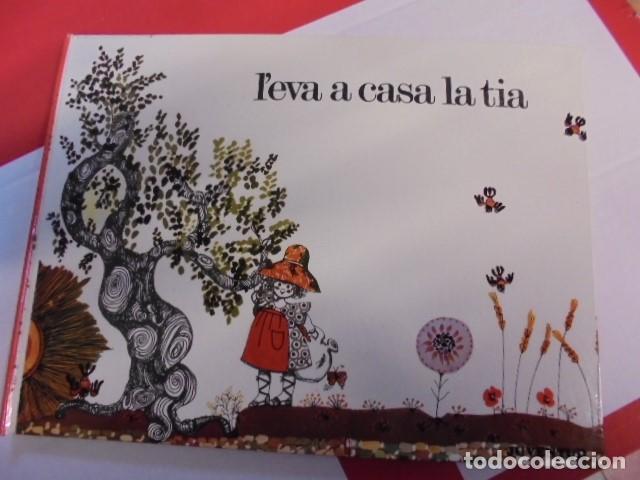 KUKURUKU Nº 6 JUVENTUD 1970 - EVA A CASA LA TIA - RITA CULLA / ENVIO GRATIS - SIN USAR JAMAS (Libros de Segunda Mano - Literatura Infantil y Juvenil - Cuentos)