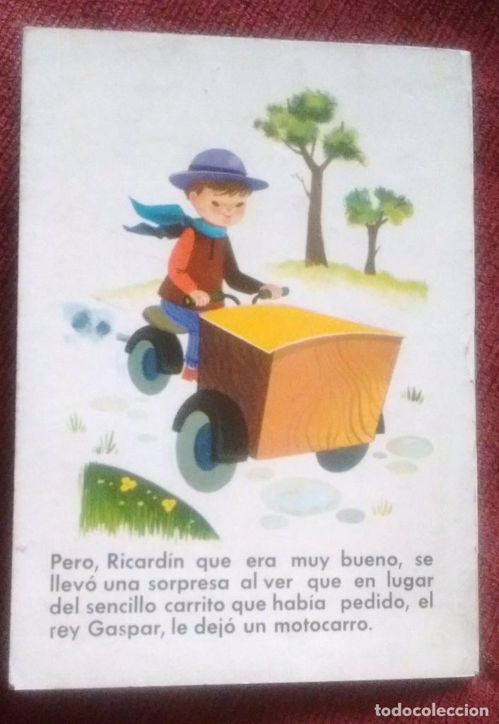 Libros de segunda mano: 11 cuentos preciosos mini la pastorcilla-Cenicienta- el perrito curioso Antalbe 1980 pinta tu cuento - Foto 6 - 101612347