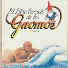Libros de segunda mano: EL LIBRO SECRETO DE LOS GNOMOS TOMO 8. TAPAS DURAS.(20X15) 50 P.P. PLAZA JOVEN 198?. Lote 101770543