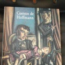 Libros de segunda mano: CUENTOS DE HOFFMANN. ANAYA. 2000. Lote 102137639
