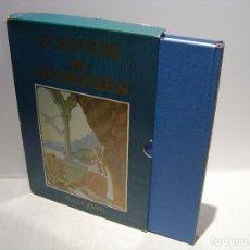 Libros de segunda mano: CUENTOS DE ANDERSEN- ILUSTRADO POR VITTORIO ACCORNERO -PLAZA JOVEN 1988. Lote 102599095