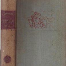 Libros de segunda mano: CUENTOS COMPLETOS DE LOS HERMANOS GRIMM -- LABOR 1957. Lote 102706279