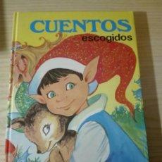 Libros de segunda mano: LIBRO INFANTIL CUENTOS ESCOGIDOS 2 - VOL II SUSAETA. Lote 102764531