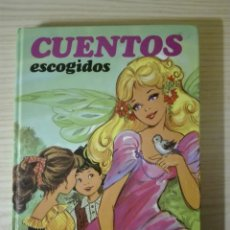 Libros de segunda mano: LIBRO INFANTIL CUENTOS ESCOGIDOS 16 - VOL XVI SUSAETA. Lote 102765471
