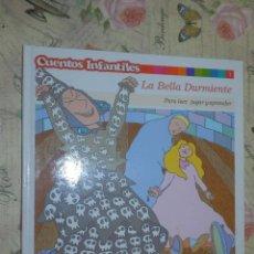 Libros de segunda mano: LIBRO - INFANTIL - CUENTOS INFANTILES - LA BELLA DURMIENTE . Lote 102947271