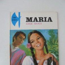 Libros de segunda mano: MARIA. JORGE ISAACS. Lote 103285543