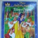 Libros de segunda mano: AUDIO CUENTOS DISNEY. BLANCA NIEVES (NO TRAE EL CD). Lote 103576735