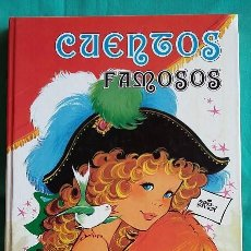 Libros de segunda mano: CUENTOS FAMOSOS VOLUMEN 3 SUSAETA EDICIONES 1985 PORTADA MARIA PASCUAL ILUSTRACIONES CORTIELLA. Lote 103590563