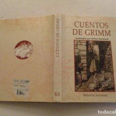 Libros de segunda mano: HERMANOS GRIMM. CUENTOS DE GRIMM. RM84436. . Lote 103774855