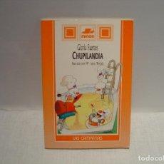 Libros de segunda mano: CHUPILANDIA - GLORIA FUERTES - IL. M. LUISA TORCIDA - SUSAETA MIÑÓN 1992. Lote 104263175