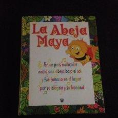 Libros de segunda mano: LIBRO LA ABEJA MAYA, RBA, COMPLETO. Lote 104305686