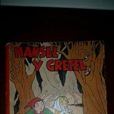 Libros de segunda mano: HANSEL Y GRETEL ILUSTRACIÓN SORPRESA 12. Lote 104350102